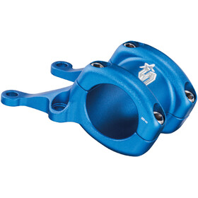 Spank Spike Stem DM 25/30, Ø31.8mm blue
